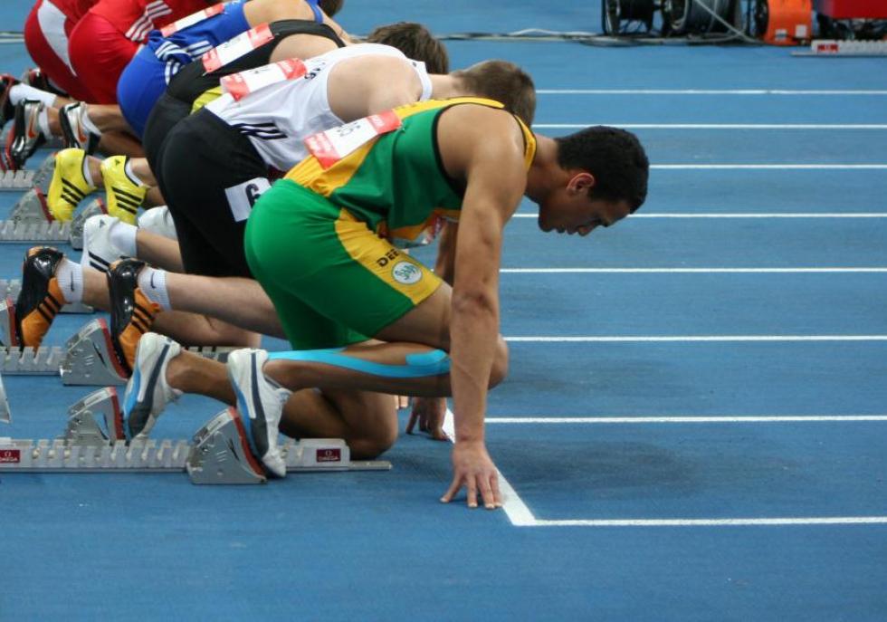 Atletske pripreme